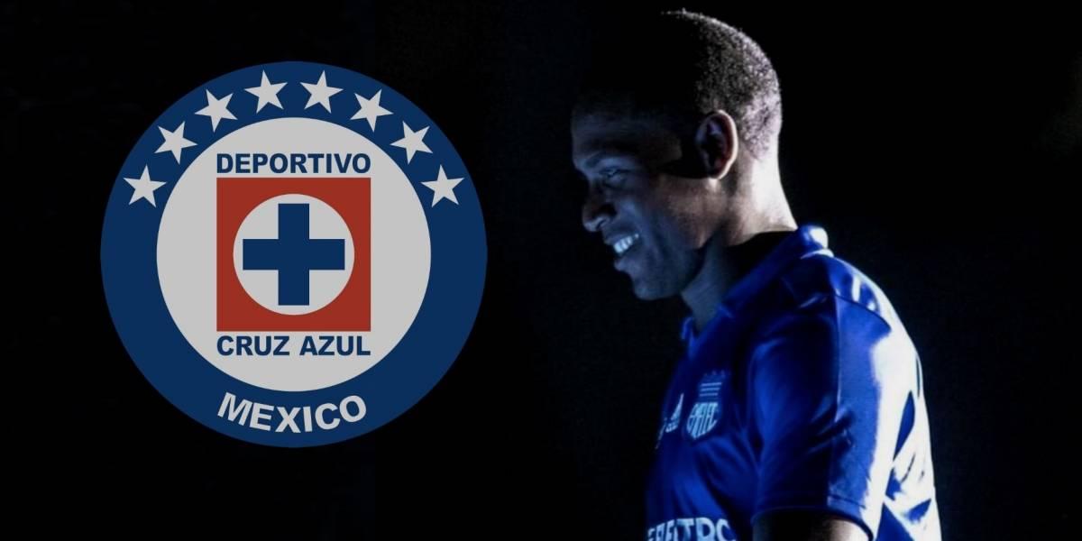 ¡Es un hecho! Brayan Angulo es nuevo jugador de Cruz Azul