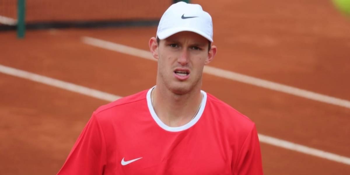 Nicolás Jarry decepcionó en los Panamericanos y se quedó sin medalla en el singles