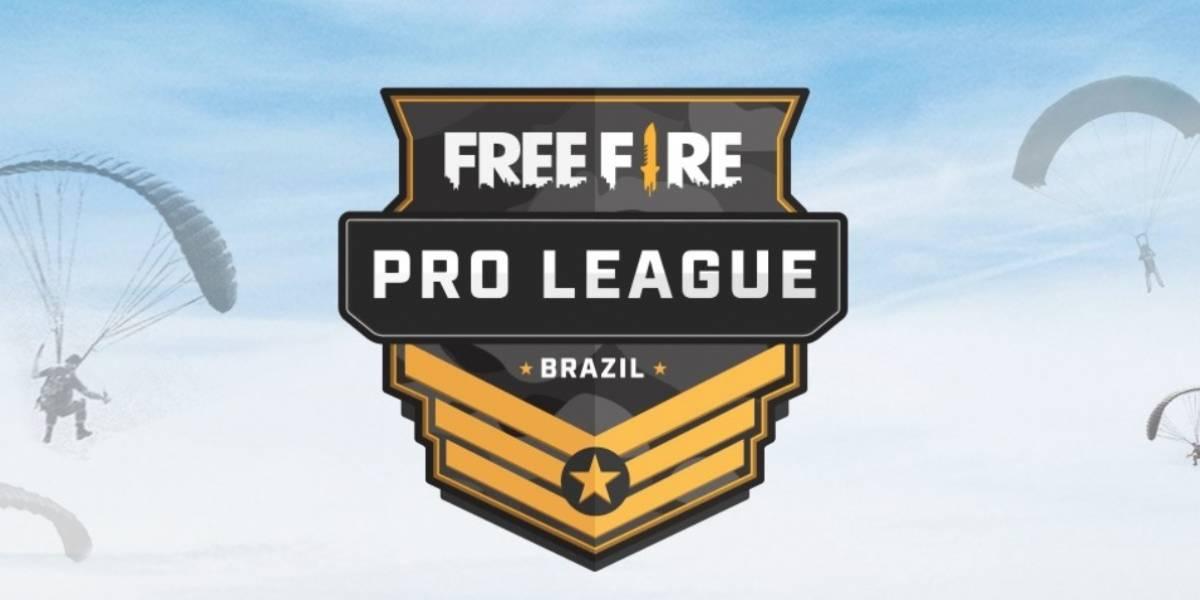 Battle Royale: Garena Free Fire abre inscrições para a Pro League