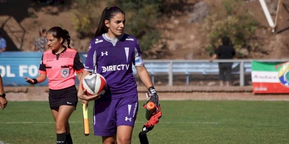 """Natalia Campos cuenta que las cruzadas serán locales en San Carlos: """"Sé que están planificados unos partidos para este año"""""""