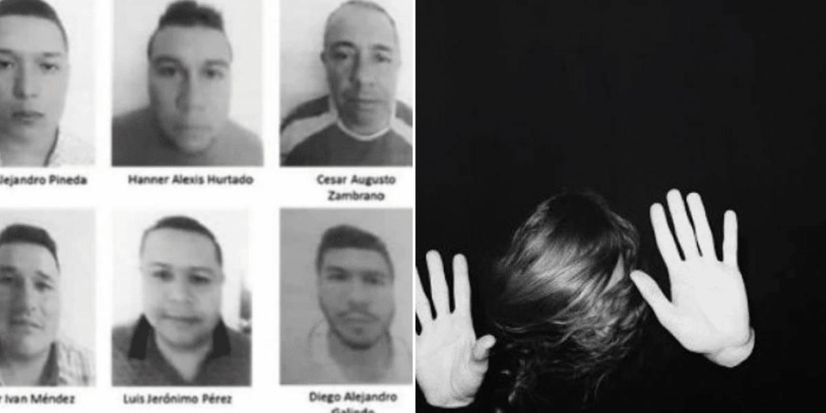 Queda en libertad hijo de alcalde y amigos acusados de violar a una menor