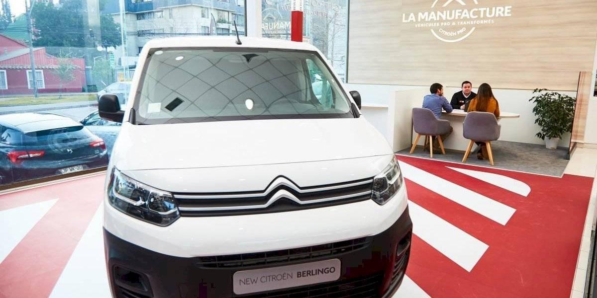 Citroën entrega soluciones a trabajadores con Citroën Pro