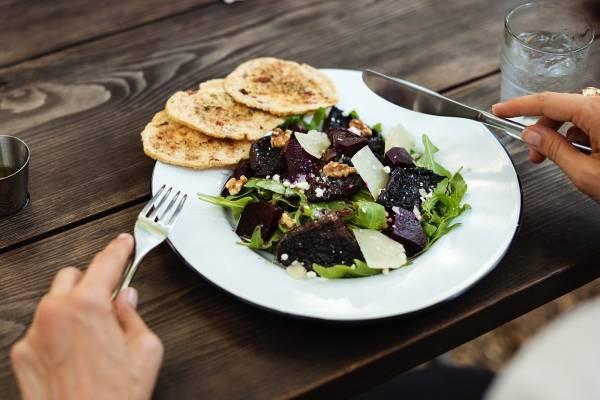 qué comer por la noche para acelerar el metabolismo