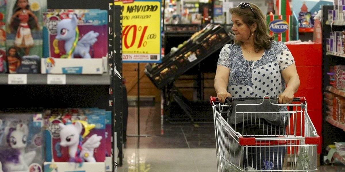Se registró un leve aumento de 1,9% anual en las ventas del comercio en junio