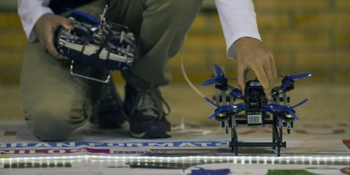 ¡Multas desde el cielo! España utiliza drones para imponer multas de tránsito
