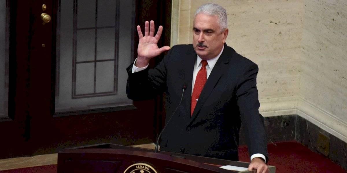 Rivera Schatz lanza ultimátum contra La Fortaleza y Rama Judicial