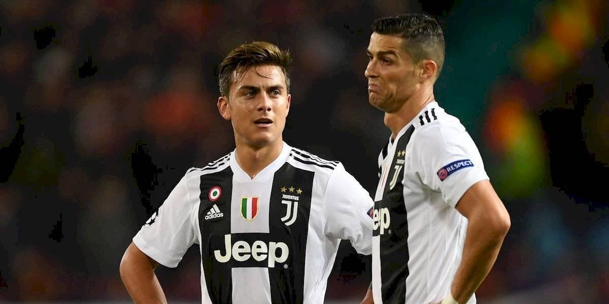 ¡Por Whatsapp! Cristiano Ronaldo le aconsejó a Dybala jugar en el Manchester United