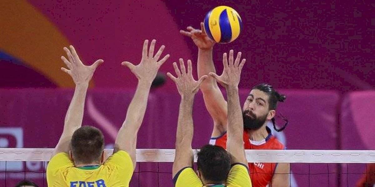 Chile tiene una digna derrota en los Panamericanos ante una de las superpotencias del voleibol mundial