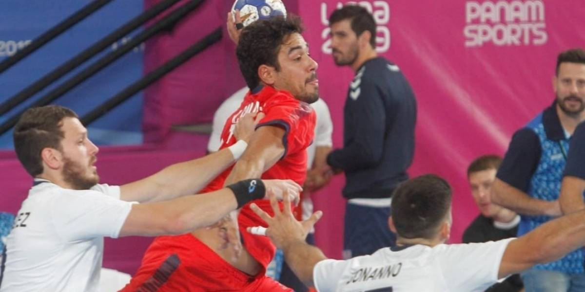 Argentina y Chile por ocupar trono vacante en balonamano panamericano
