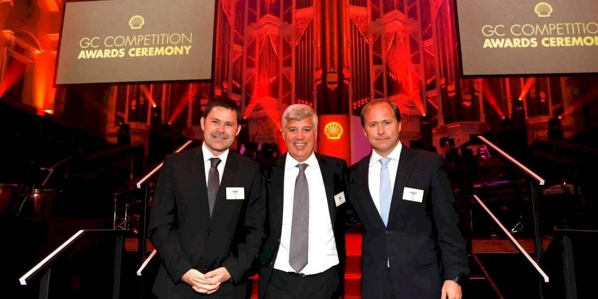 Enex recibe nuevo premio de Shell por excelencia operacional en Chile