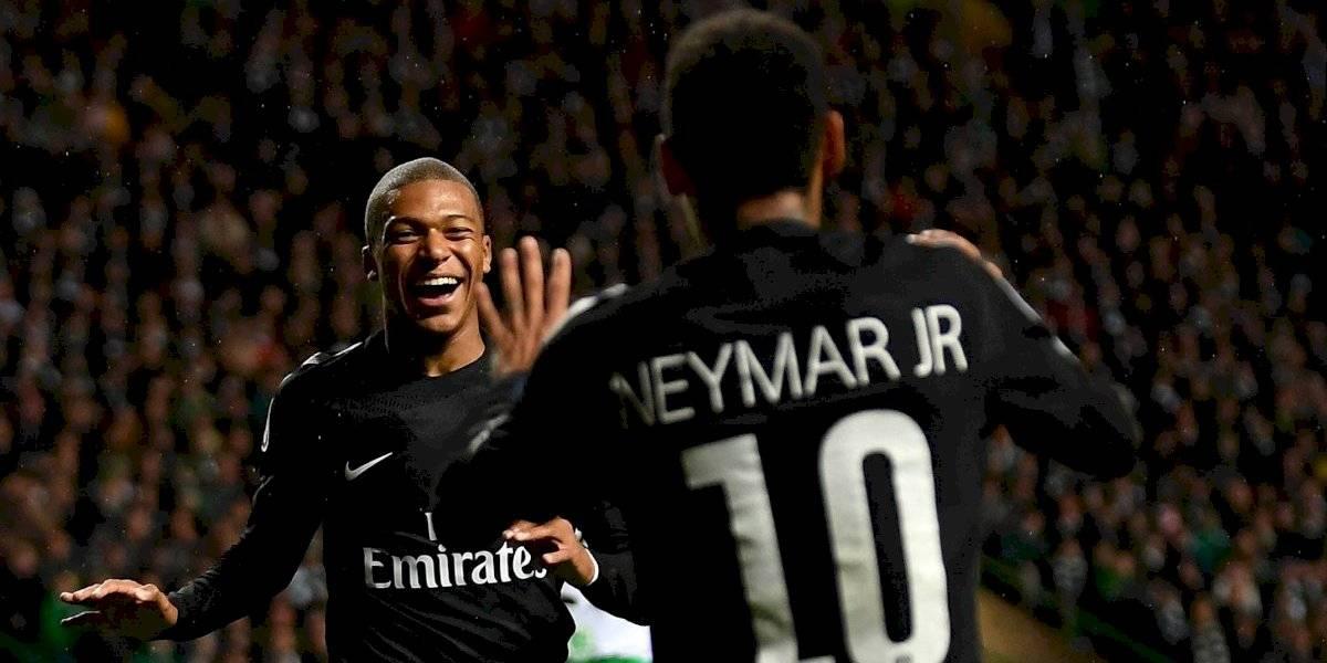 """""""Quiero que Neymar se quede con nosotros"""": Kylian Mbappé"""