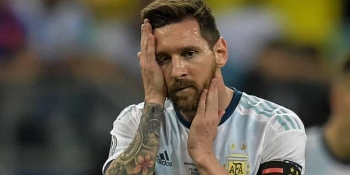 VIDEO. Estos son los partidos que se perderá Messi tras dura suspensión de Conmebol