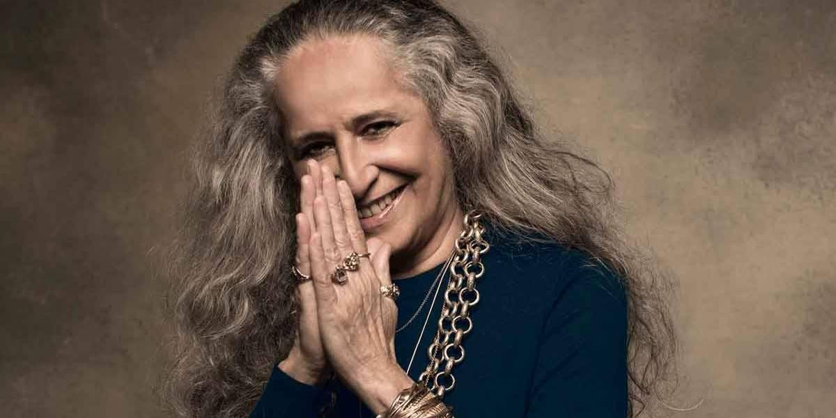 Maria Bethânia volta a São Paulo com novo show neste fim de semana