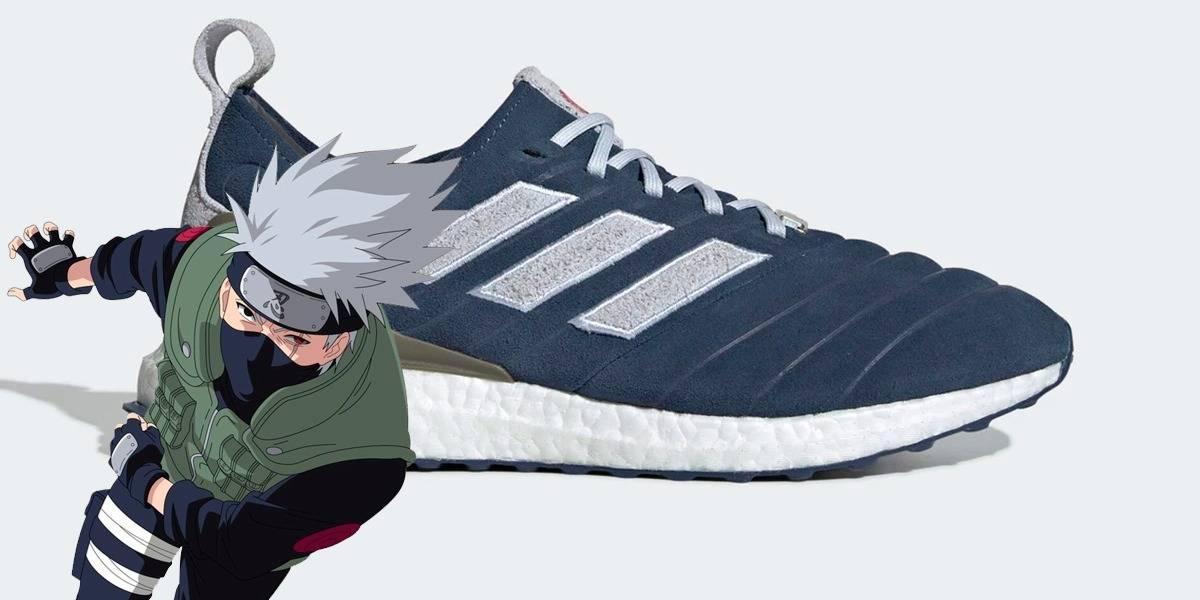 Galería: Adidas muestra sus zapatillas deportivas inspiradas en Naruto y son espectaculares