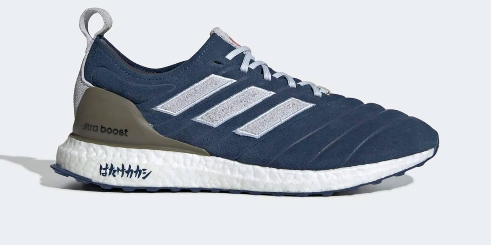 Galería: Adidas muestra sus zapatillas deportivas inspiradas