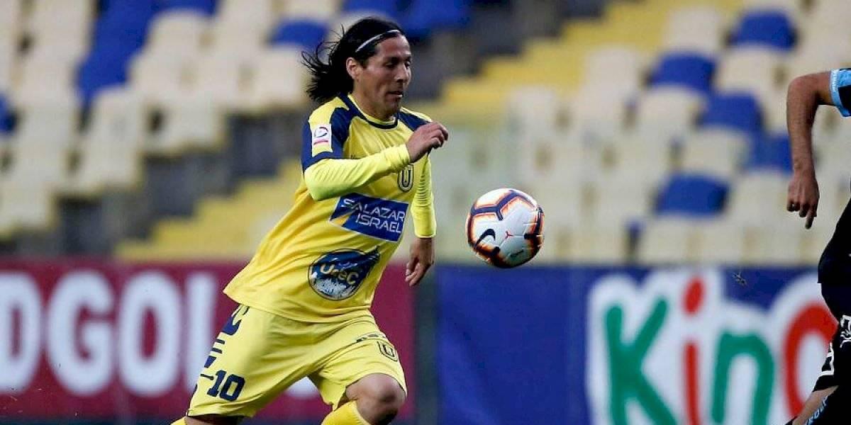 """La emoción de Hugo Droguett al confirmar su llegada a Deportes Temuco: """"Esta será mi última camiseta"""""""