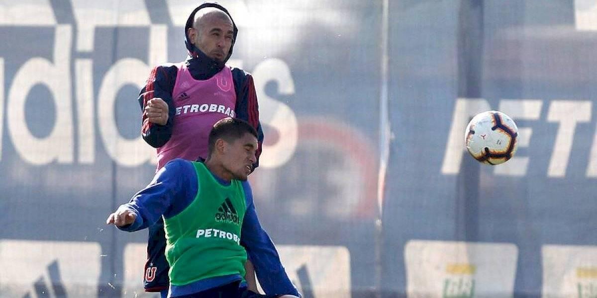 Arias confía en Marcos Riquelme para salir de la zona de descenso y quedarse en la U