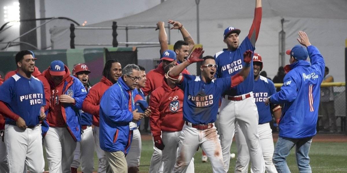 Puerto Rico conquistó su primer oro panamericano en el béisbol