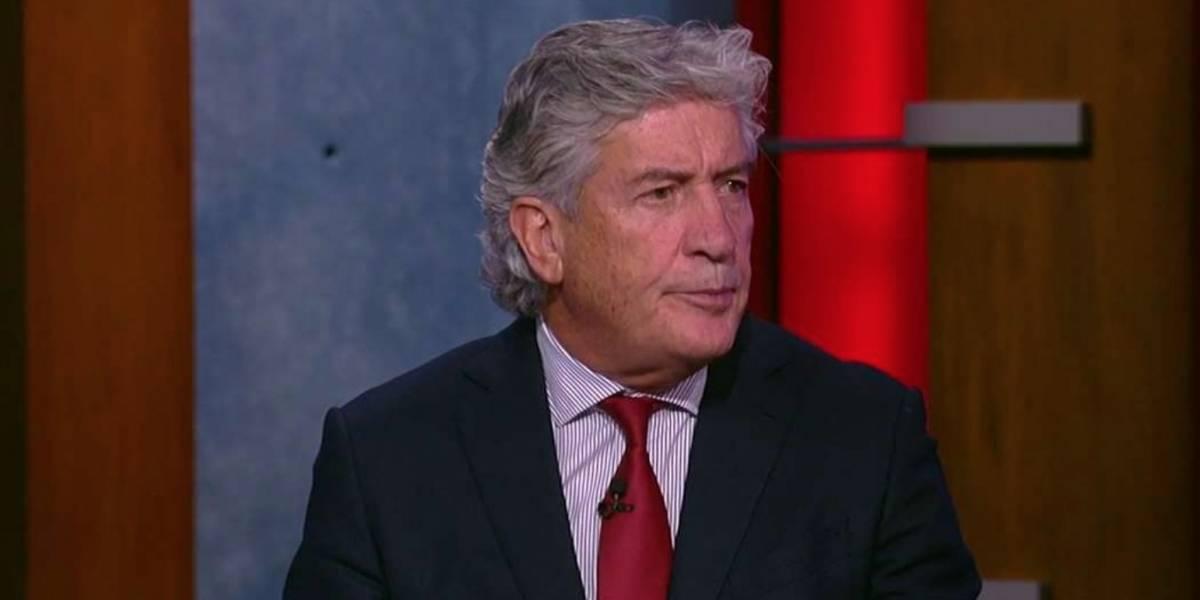 ¡Blooper! Rafa Puente llama 'pobre cabrón' a Edgar Méndez en programa en vivo