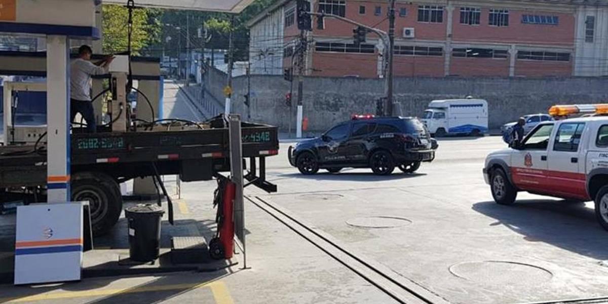 Posto em São Bernardo tem bombas apreendidas por venda ilegal de combustível
