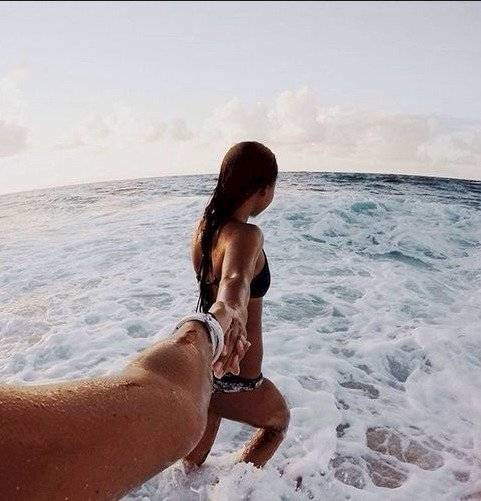 Playa foto refrencial