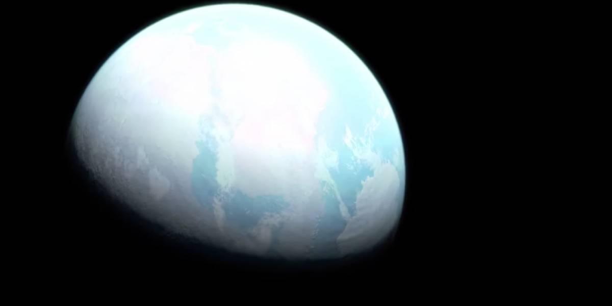 La NASA encuentra un importante exoplaneta gracias al satélite TESS