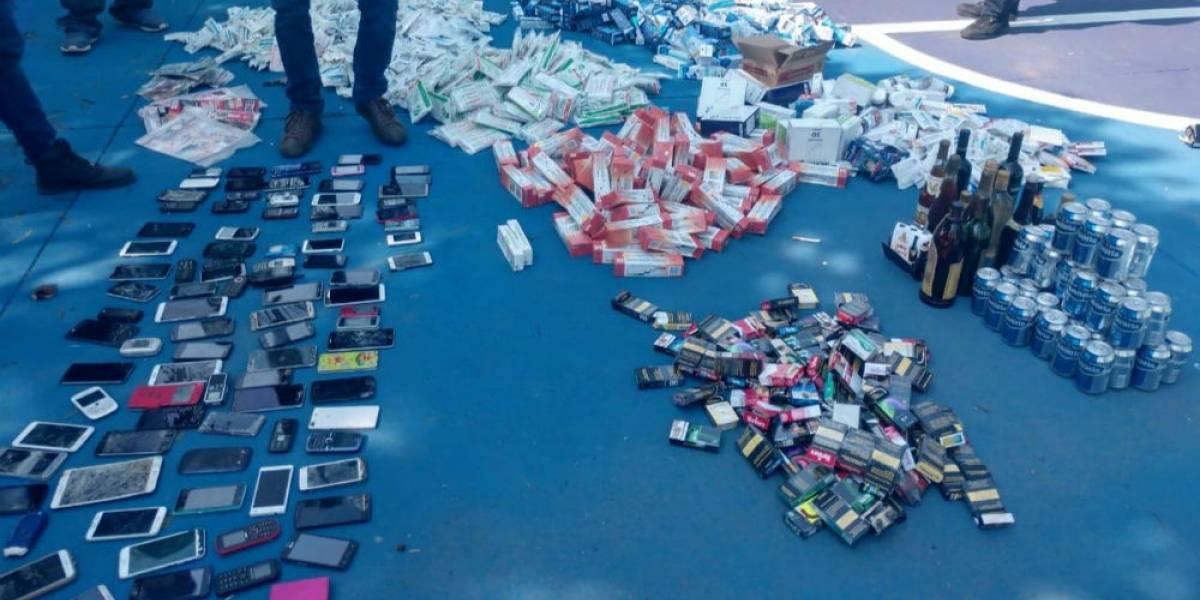 Decomisan celulares, medicinas y alcohol en tianguis de Santa Cruz Meyehualco
