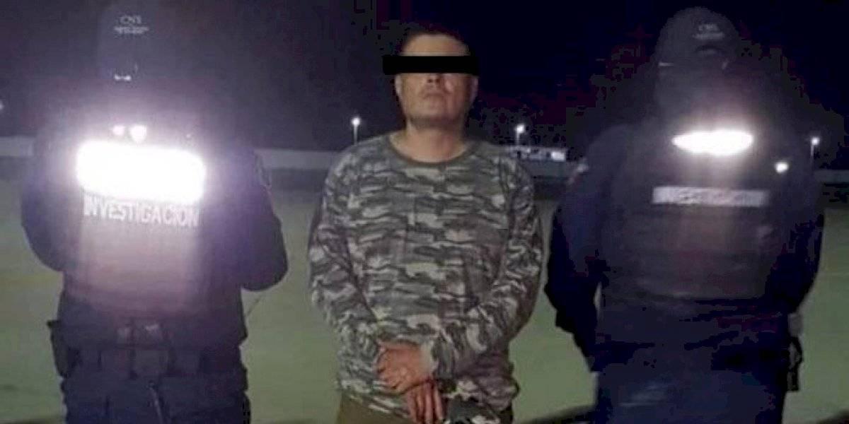 Dictan cuarto auto de formal prisión contra 'El Carrete'