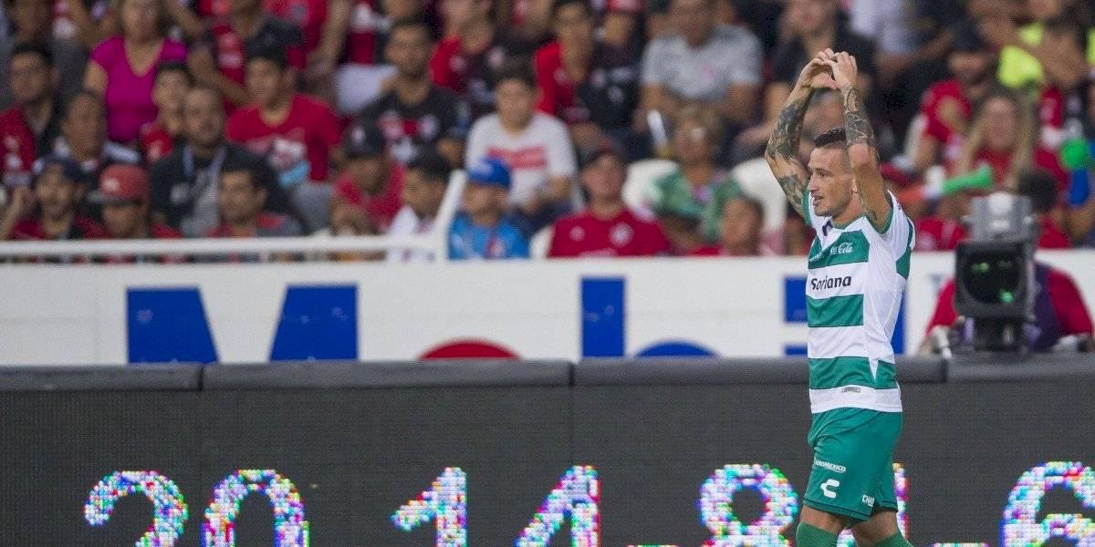 Atlas - Santos Laguna en vivo: Liga MX, jornada 3