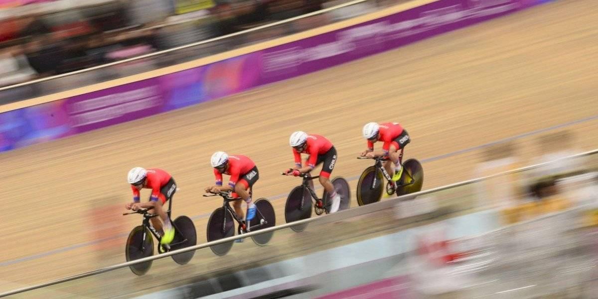 El ciclismo dejó nueva medalla de bronce para el Team Chile en los Panamericanos de Lima