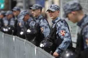 Manifestaciones en Rusia