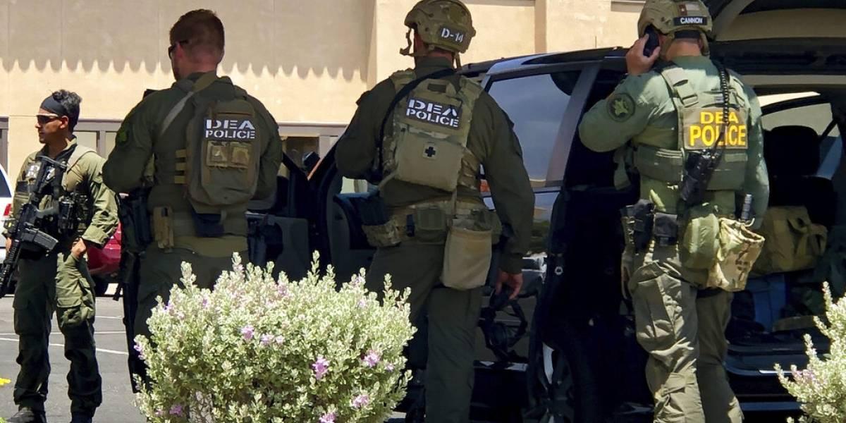 Detienen sospechoso de tiroteo de Texas que dejó un muerto y 22 heridos