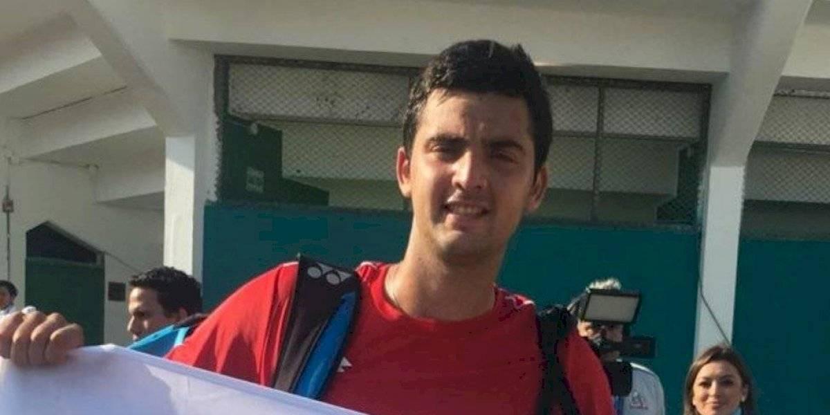 Histórico: Tomás Barrios va por el oro en el tenis de los Panamericanos Lima 2019