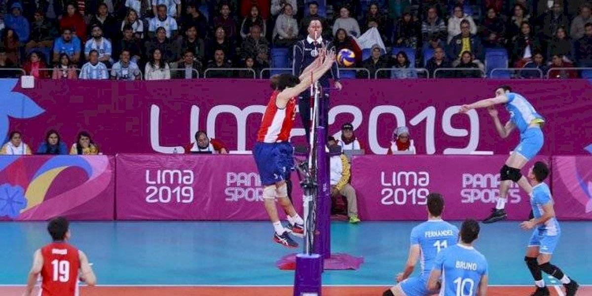 Chile irá por el bronce en el vóleibol de los Panamericanos de Lima 2019
