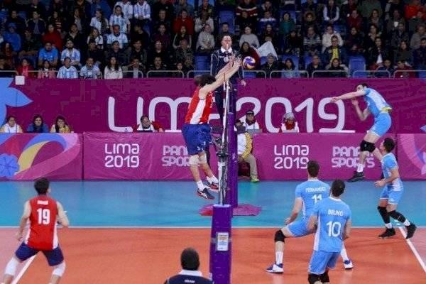 partido voleibol chile brasil