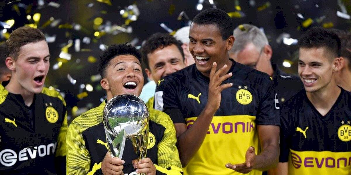 Borussia Dortmund le gana la Supercopa alemana al Bayern Munich