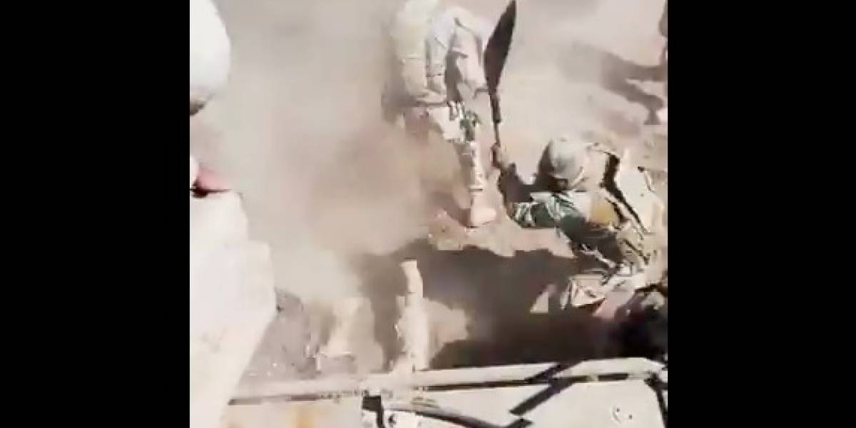 """Son golpeados con cuerdas y una pala: Ejército realizará sumario tras filtración de polémico video en """"rito de iniciación"""" en Antofagasta"""