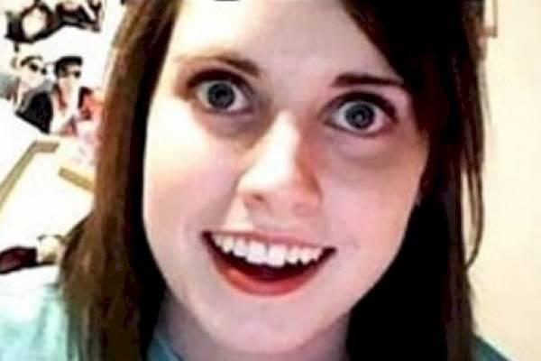 "La desgarradora historia de la joven del meme ""novia psicópata"""