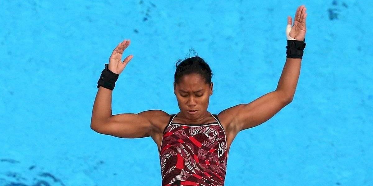 VIDEO: ¡Una de las peores ejecuciones de clavados en los Juegos Panamericanos!