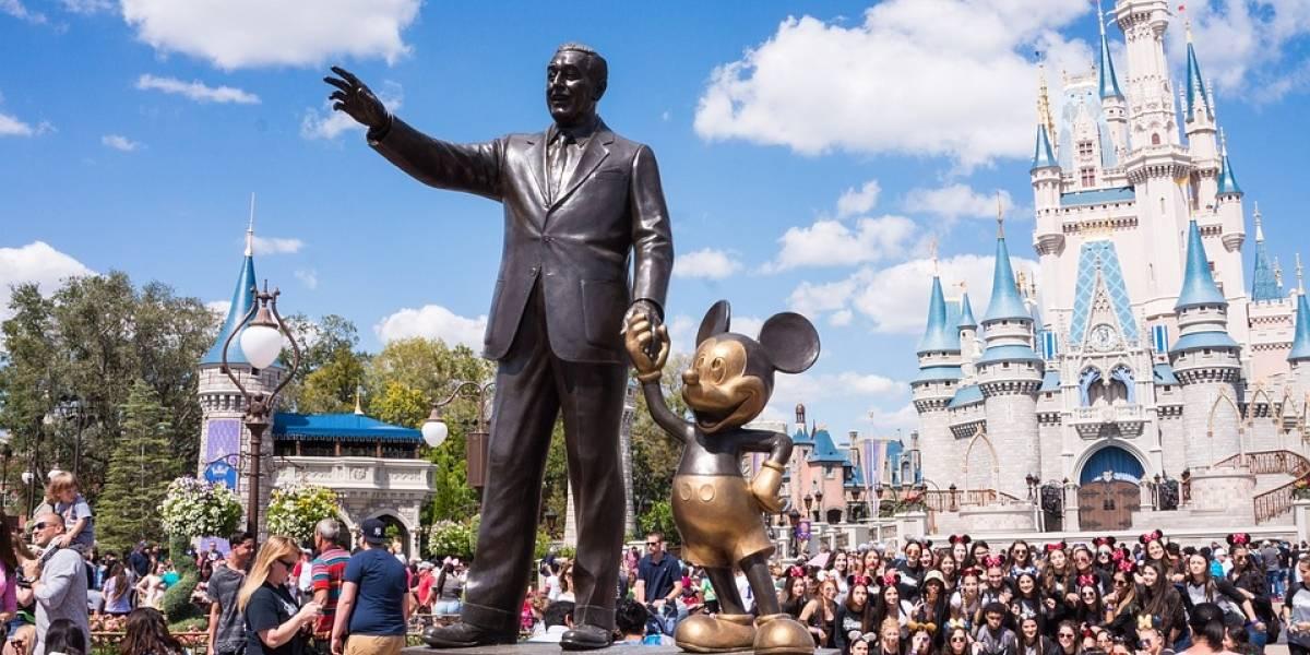 Momento mágico: Restauran un video a color de Disneyland cuando acababa de ser inaugurado