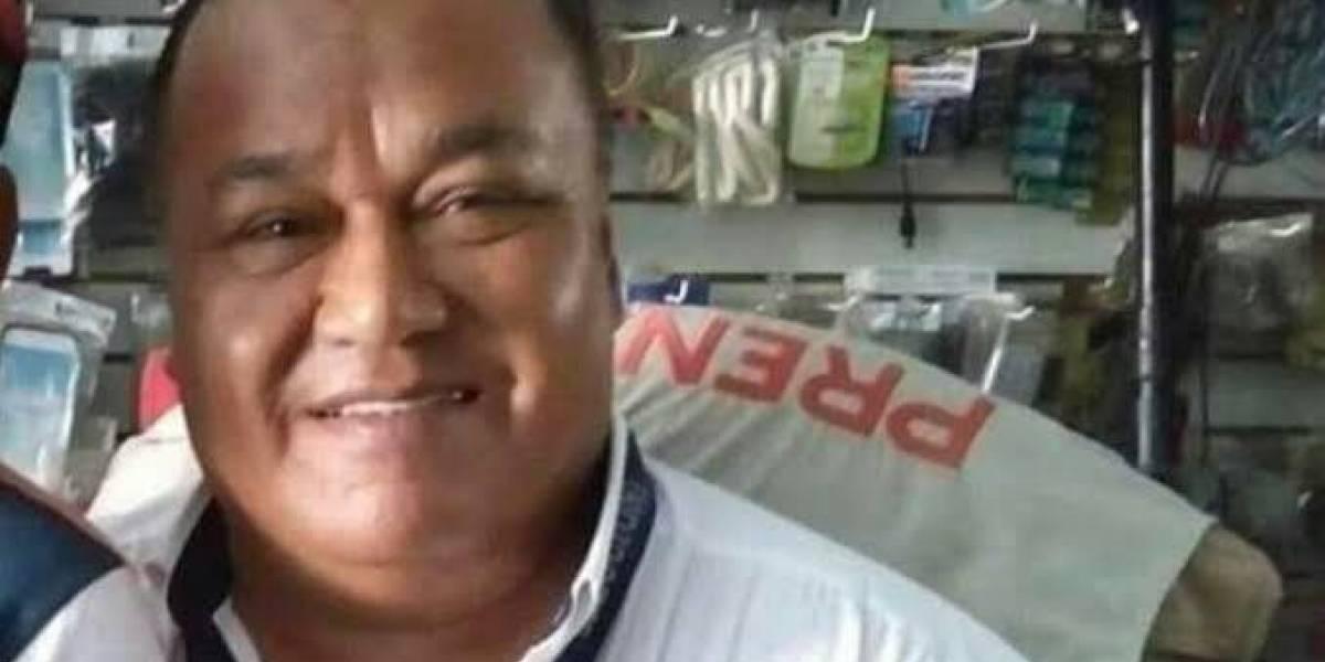 Asesinan en Veracruz al reportero Jorge Celestino Ruiz Vázquez