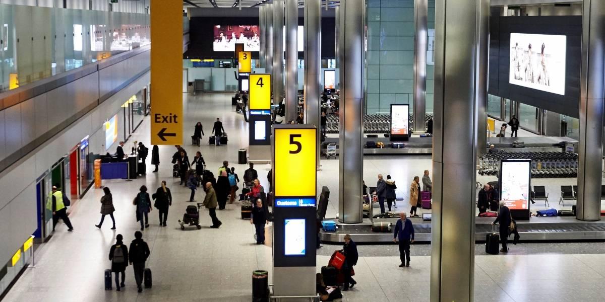 ¿Vuelas a Londres? Heathrow cancelará vuelos lunes y martes por huelga