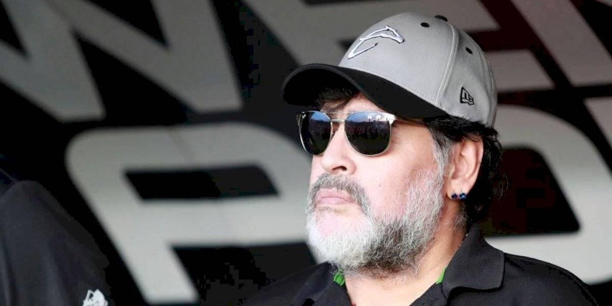"""Palabra de D10S: """"Me gusta más este Messi en modo Maradona"""""""