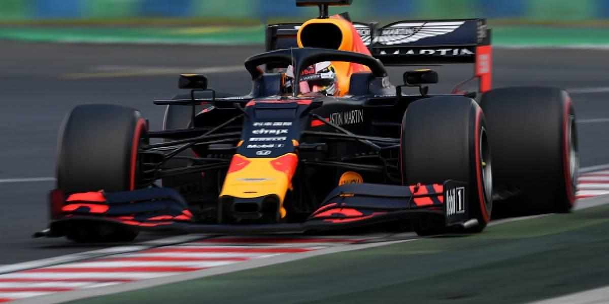 Max Verstappen consigue su primer pole; Checo arrancará en el 17