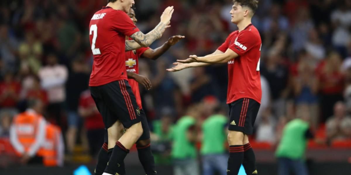 Sin Alexis Sánchez, Manchester United derrotó al Milan en los penales