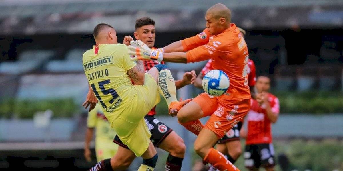 Malas noticias: Nicolás Castillo sufre dura lesión en el América de México