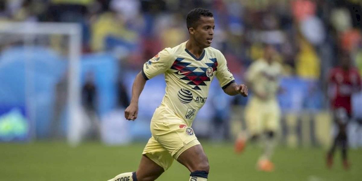 VIDEO: Giovani Dos Santos debuta en el Azteca; Nico Castillo se lesiona