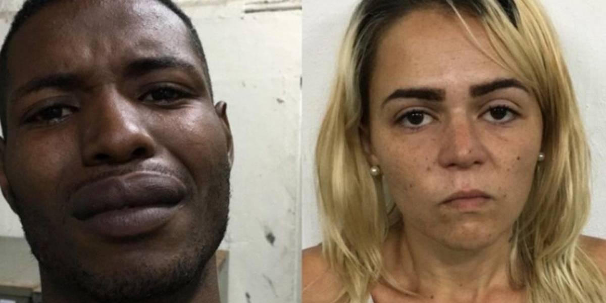 Pai e madrasta são presos no Rio por torturar e matar menina de 6 anos