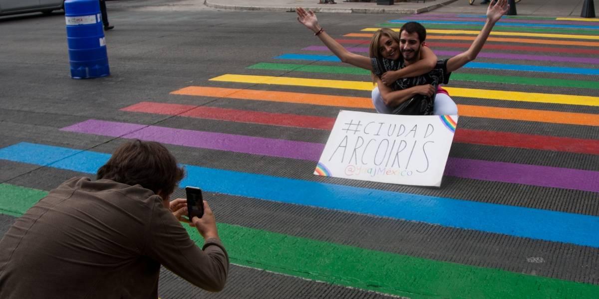 Activistas y defensores emiten mensaje sobre visibilización de la lucha LGBTT