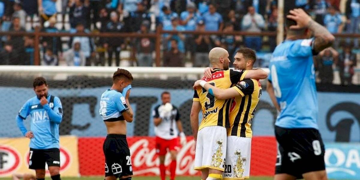 Coquimbo Unido amargó el regreso de Jaime Vera a Deportes Iquique y sumó una valiosa victoria